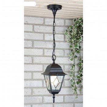 Светильник elektrostandard садово-парковый, 60 вт, e27, ip44, подвесной, v