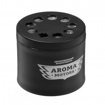Ароматизатор гелевый «aroma motors» black star 100мл