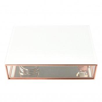 Lc designs 73870 бокс для хранения часов и др. аксессуаров со стеклянными
