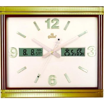 Настенные часы gastar t 565 c (пластик)
