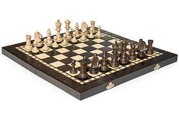 Шахматы польша 40х40см