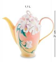 Fm-63/ 1 заварочный чайник сальпиглоссис (pavone)