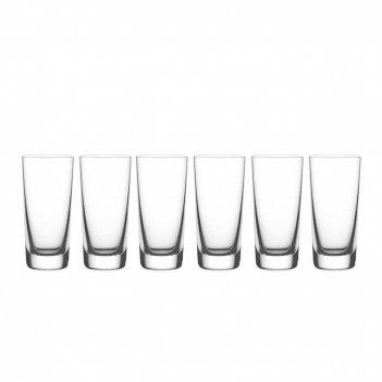 Набор из 6-ти стопок для водки classic, объем: 55 мл, материал: хрусталь,