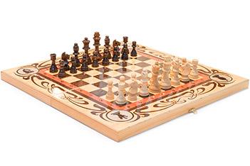 Шахматы статус 50х50см
