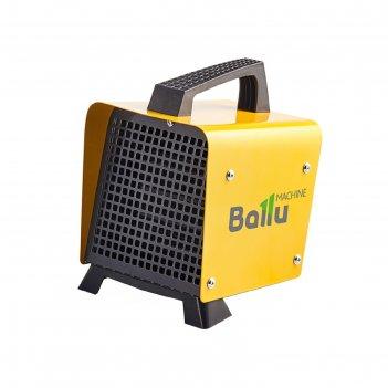 Пушка тепловая ballu bkn-5, 3 квт, до 35м2, металлокерамический нагревател