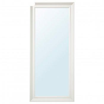 Зеркало хемнэс, белый