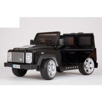 Электромобиль barty land rover defender изготовлен по лицензии