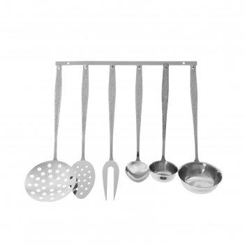 Набор кухонных принадлежностей уралочка, 6 предметов