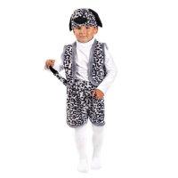 Карнавальный костюм далматинец 3 предмета: шапка, жилет, шорты, 3-6 лет, р