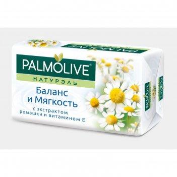 Туалетное мыло  palmolive баланс и мягкость, 90 г