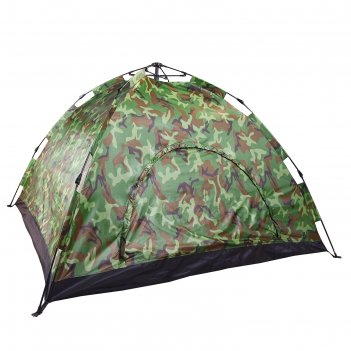Палатка-автомат 220 х 220 х 150 см, цвет милитари