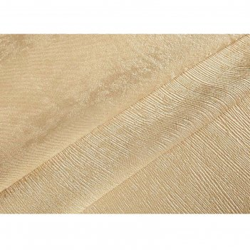 Ткань портьерная в рулоне, ширина 280 см, однотонная, софт 77447