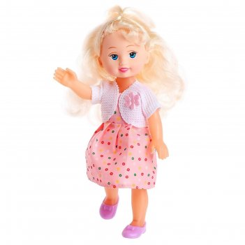 Кукла классическая танечка  в платье
