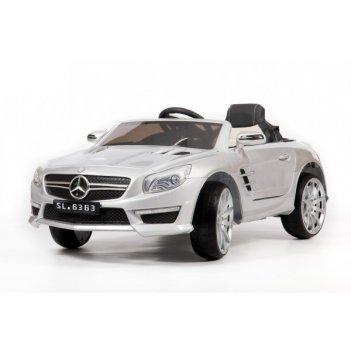 Электромобиль barty mercedes-benz sl63 amg  изготовлен по лицензии.