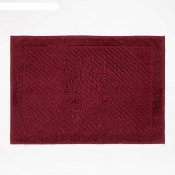 Полотенце махровое «ножки» 50х70 см