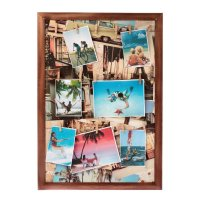 Фоторамка-коллаж волшебные моменты (на 7 фото) 40х60 см