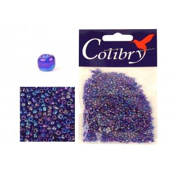 Стеклянный бисер colibry