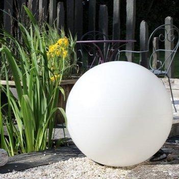 Садовый светильник электрический illuminated ball 60, уличное оборудование