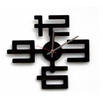 Часы перекресток времен cl105 36х32см