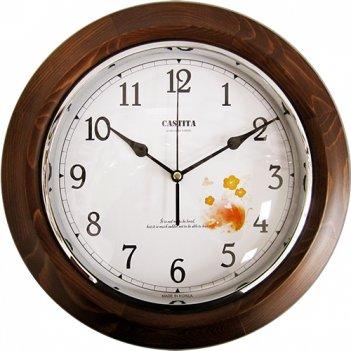 Часы настенные castita 107 в-32