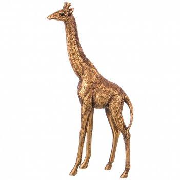 Статуэтка жираф 10*5.5*28 см.