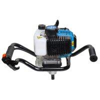 Мотобур instrumax motobur-1 im0106_к, бензиновый, со шнеком drill 100 (800