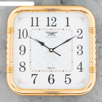 Часы настенные, серия: классика, арика, 29х29 см