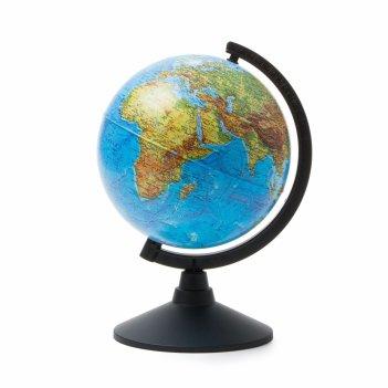 Глобус globen к012100007 физический 210 классик