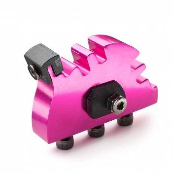 Башмак скл. механ. trolo quantum/pixel розовый