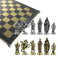 Шахматы сувенирные  крестоносцы