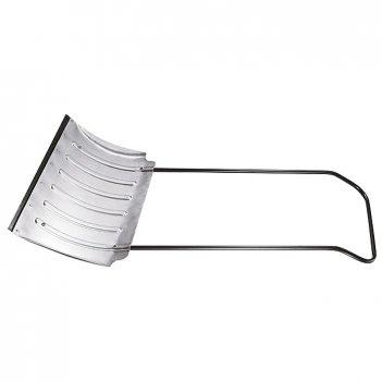 Движок для снега 750 x 420 мм усиленный, алюминиевый, россия. сибртеx