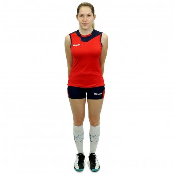 Форма волейбольная  xl mikasa mt244 0062 koi