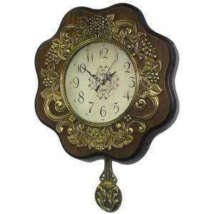 Настенные часы с маятником b&s sw 001/sa 2212