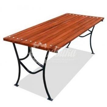 Стол садовый «элегант» 2,0 м