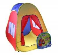 Игровая палатка волшебный домик №1, разноцветная