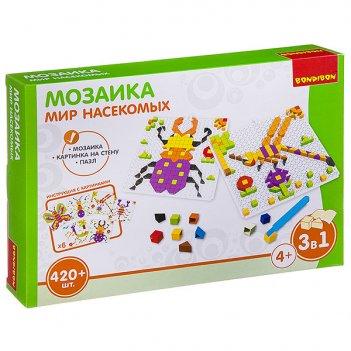 "Мозаика ""мир насекомых"""