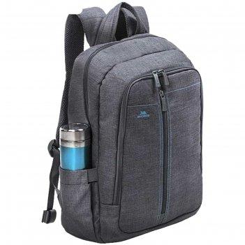 Рюкзак для ноутбука 15,6 rivacase 7560 42,5*31*11,5см, полиэстер, серый