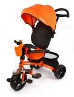 Велосипед 3кол. style, складной, оранж.