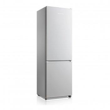 Холодильник willmark rf-413df, класс а++, 315 л, перенавешиваемые двери, б