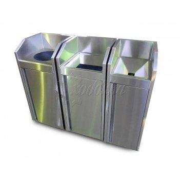 Урна для раздельного сбора мусора па047 100 л.