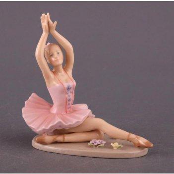 Статуэтка балерина высота=12 см.кор=24шт.)