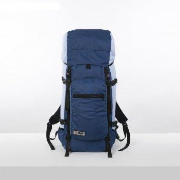 Рюкзак тур оптимал 4, 60л, 35*21*92, отд на шнурке, н/карман, 2 бок сетки,