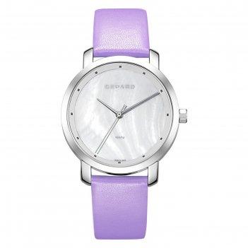 фиолетовые часы
