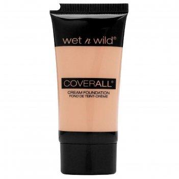 Тональный крем wet n wild, тон e818, тон light medium