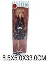Кукла с сумочкой, 29см.