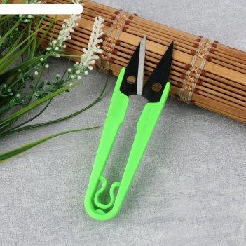 Ножницы для обрезки ниток, 13 см, цвет микс