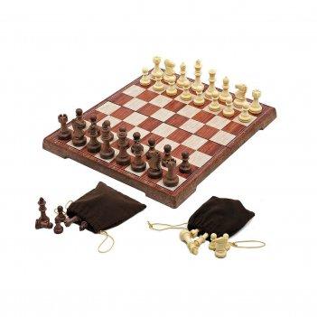 Шахматы магнитные люкс большие 3520