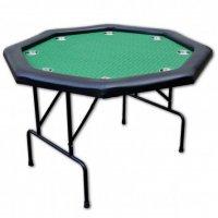 Стол для покера складной pro poker