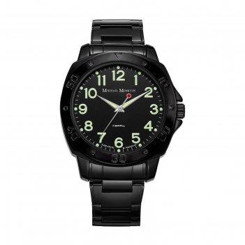 Часы наручные мужские михаил москвин, кварцевые, модель 1125a11b5