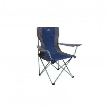 Кресло складное кемпинговое trek planet picnic navy